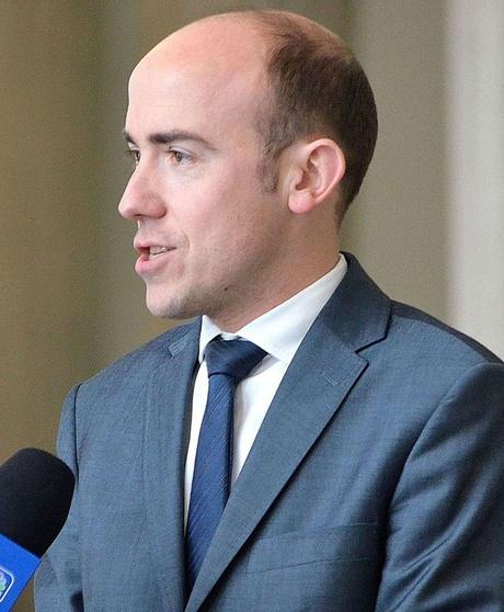 Borys Budka, minister sprawiedliwości