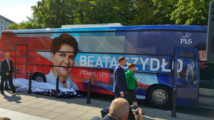 Szydłobus/ 300polityka.pl