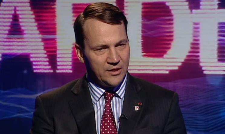 Radosław Sikorski /youtube.com