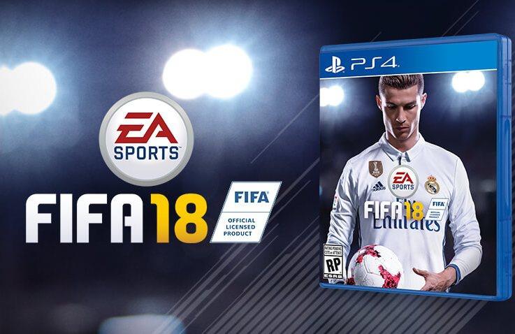 materiał promocyjny EA Sports